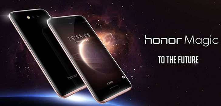 The Honor Magic is a curvy little smartphone with AI smarts, but it's only for China right now