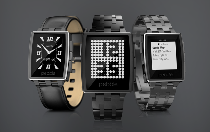 The Pebble mobile apps are no longer dependent on Pebble's servers