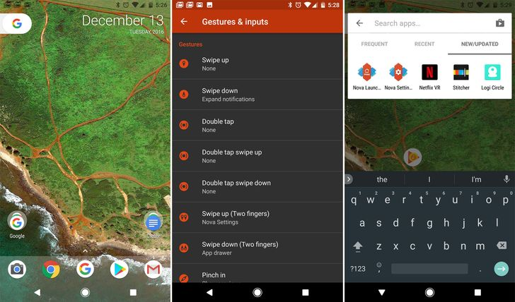 Nova Launcher v5.0 is out after numerous betas with Pixel Launcher features, new gestures, and more