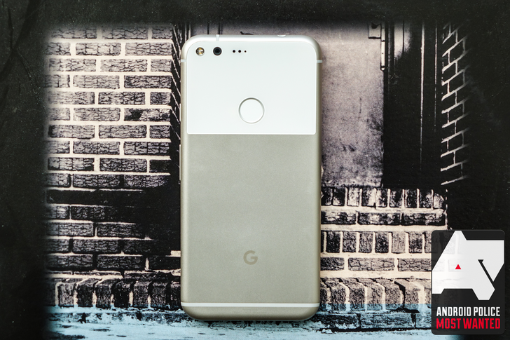 Most Wanted: The Google Pixel is Android Police's staff pick for 2016 Smartphone of the Year