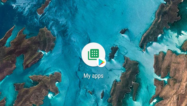 [Android 7.1 Tip] Get rid of the Play Store on your home screen and use the 'My Apps' shortcut instead