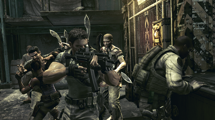 [Update: Winners] We're giving away 43 copies of Hotlap Heroes, Resident Evil 5, The Uncertain, and more with NVIDIA