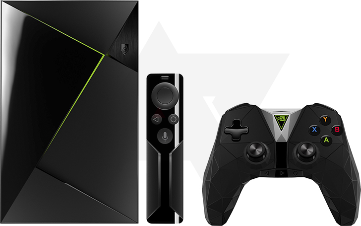 This is very likely NVIDIA's 2017 refresh of the SHIELD Android TV, which may come in two sizes