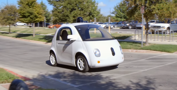 Google spins off its self-driving car division into a new company, Waymo
