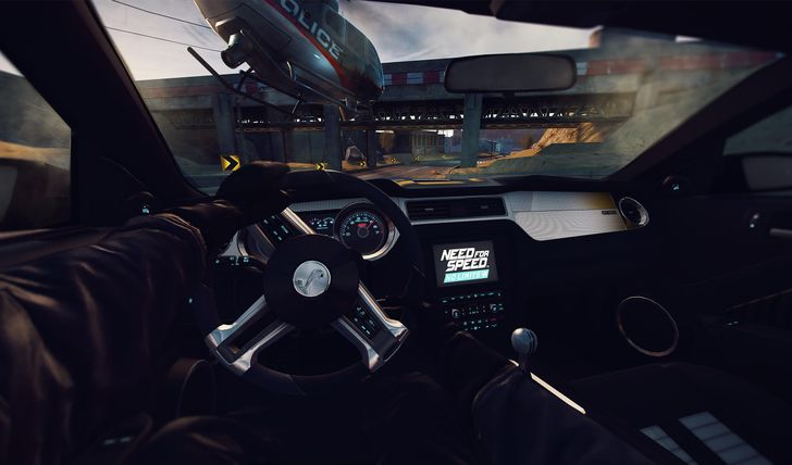 Need for Speed VR for Google Daydream is now live