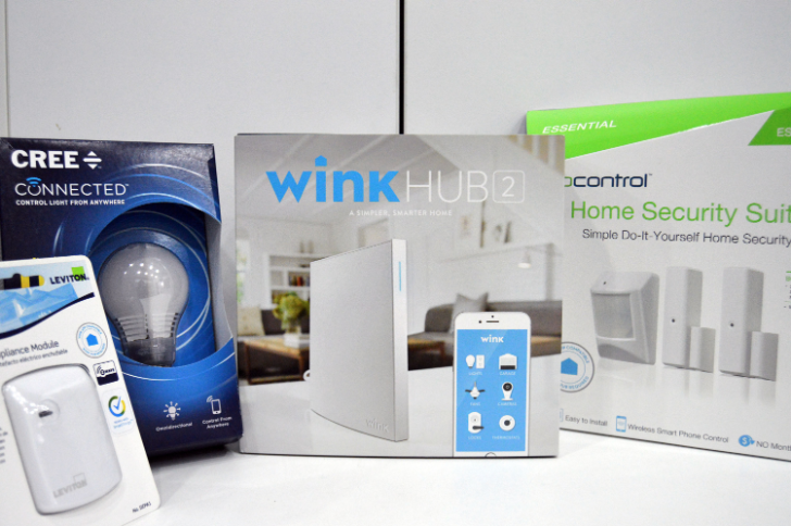 Home Automation Hub Reviews wink hub 2 review: powerful home automation made approachable and fun