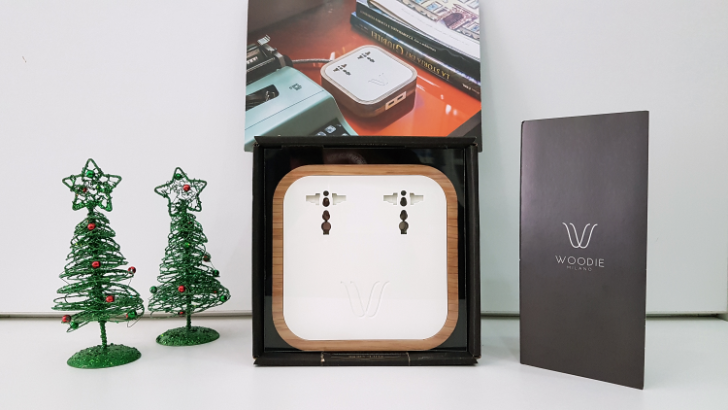 Woodie Hub review: The Cadillac of all-in-one power strips, with a €220 price tag to match