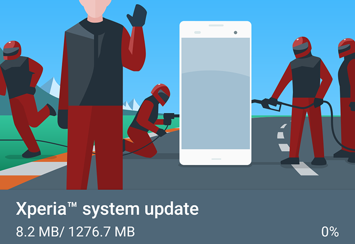 Android 7.0 Nougat starts rolling out for the Xperia X and X Compact