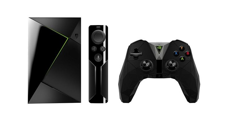 NVIDIA updates the SHIELD Android TV with a smaller body and a new controller for hands-free voice control