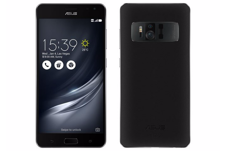 Qualcomm accidentally reveals the Asus ZenFone AR, the newest Tango phone