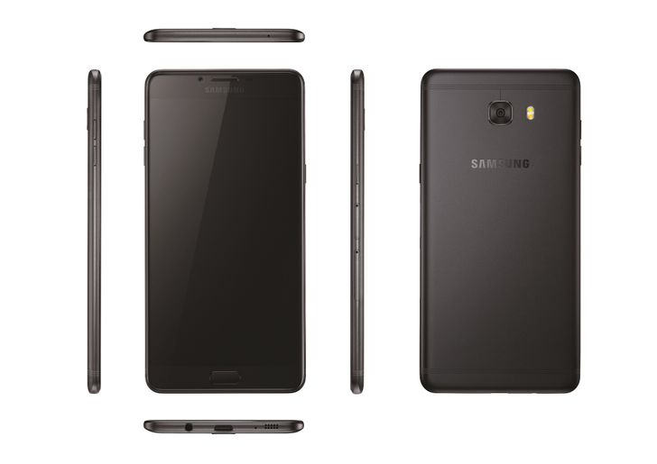 Samsung announces Galaxy C9 Pro in India with 6-inch AMOLED, 6GB of RAM, and a 4,000mAh battery