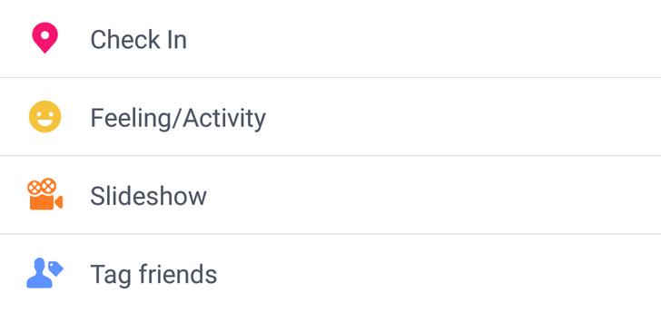 Slideshow being tested in Facebook app after iOS debut back in June