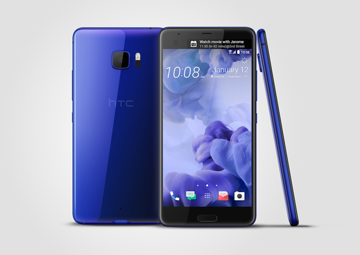 The HTC U Ultra and U Play showcase a new design direction, both launching in early 2017