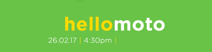 Motorola has an MWC event scheduled for February 26