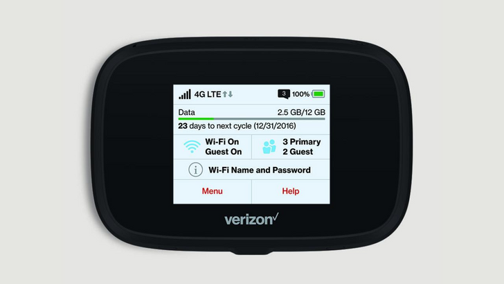 Verizon's new Jetpack hotspot supports up to 15 devices, has 802.11ac, USB-C, Quick Charge