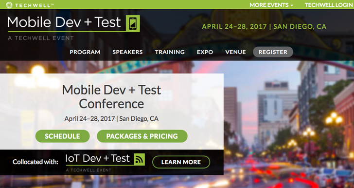 Mobile Dev + Test is offering Android development tutorials and sessions and Android Police readers can get an exclusive $600 discount [Sponsored Post]