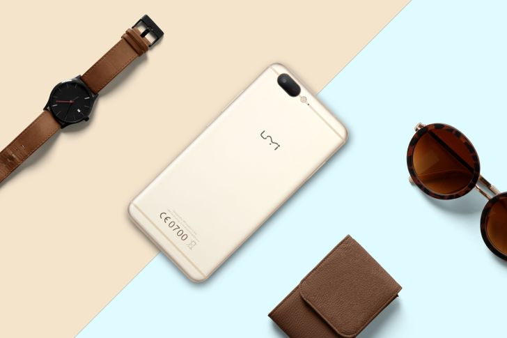 Get the latest UMi flagship, the UMi Z, for just $219 ($60 off) during its presale beginning January 4th [Sponsored Post]