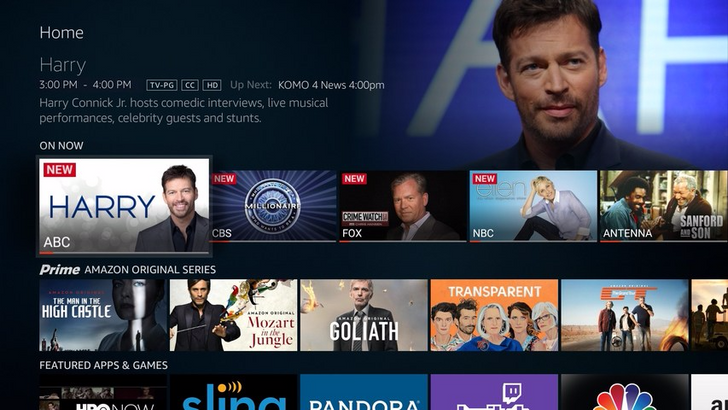 Seiki, Westinghouse, and Element introduce the first 4K TVs with Amazon's Fire TV