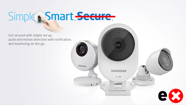 Exploitee.rs hacked the Samsung Smartcam yet again, this time with a root exploit