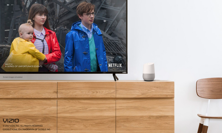 Vizio SmartCast devices now have Google Home compatibility