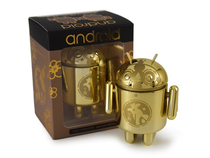 Dead Zebra releases Golden Rooster special edition Android mini