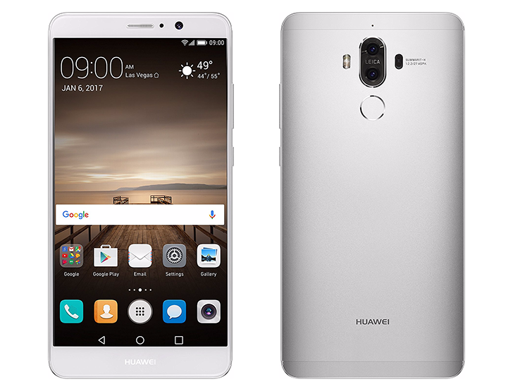 """Big 5.9"""" Huawei Mate 9 now available in the US for $599.99 with Amazon Alexa on board"""