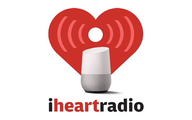 iHeartRadio is coming soon to Google Home, Samsung's Family Hub, more