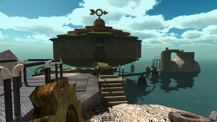 Noodlecake brings the classic 3D adventure game Myst to the Play Store in remastered form
