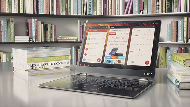 """12.2"""" Android Lenovo Yoga Book shows up on Amazon, with a lower $299.99 price"""
