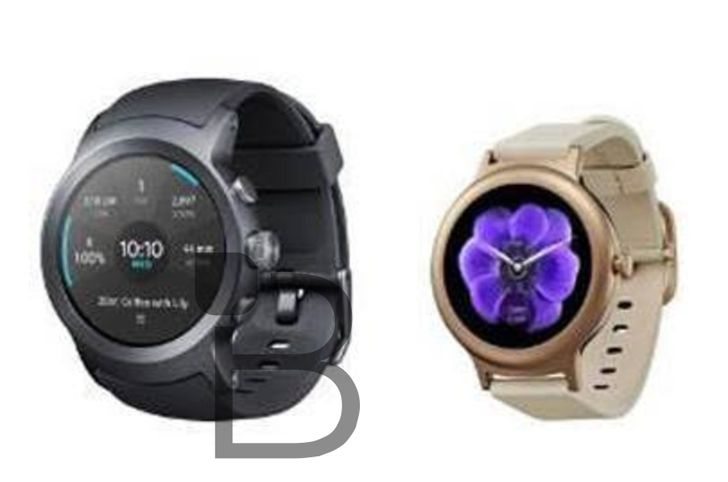 [Update: Better shots] Google's LG-built Android Wear 2.0 watches appear to have leaked in low-res form