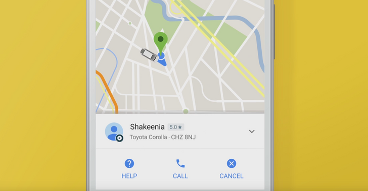 Google Maps 9.43.2 has added 100% native Uber integration, and it looks awesome [APK Download]