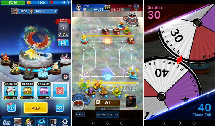 Pokémon Duel comes to Android, and it still isn't the Pokémon game you want