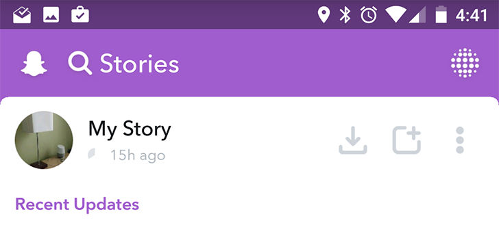 Snapchat 10 arrives with redesigned interface and updated search [APK Download]