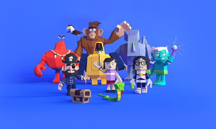 Google releases Toontastic 3D, a digital puppet theater for kids to create and animate their own stories [APK Download]