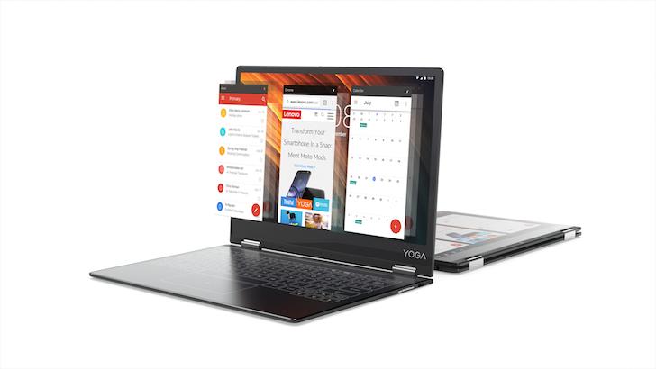 Lenovo's Yoga A12 is super-slim budget version of the Yoga Book