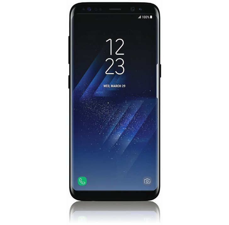 Press shot of the Samsung Galaxy S8 leaks