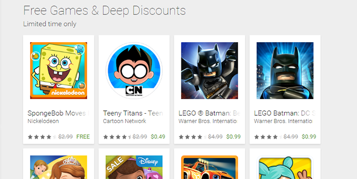 [Deal Alert] LEGO Batman: DC Super Heroes, Goat Simulator, and more are free or discounted on the Play Store