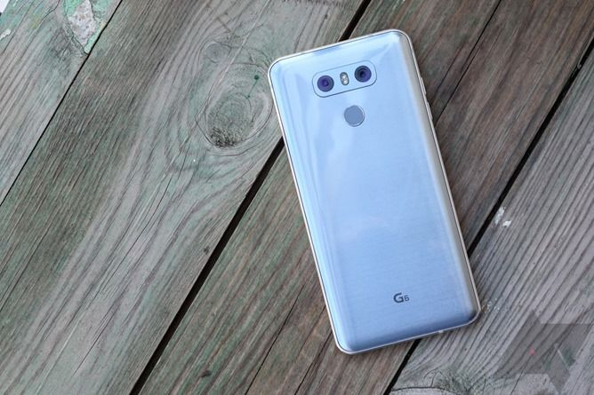 """[Update: Carrier availability] LG announces the G6: 5.7"""" 18:9 screen, Snapdragon 821, Android 7.1, and dual-13MP cameras"""