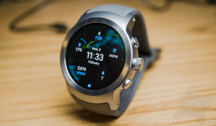 LG Watch Sport review: The right smartwatch for the wrong audience