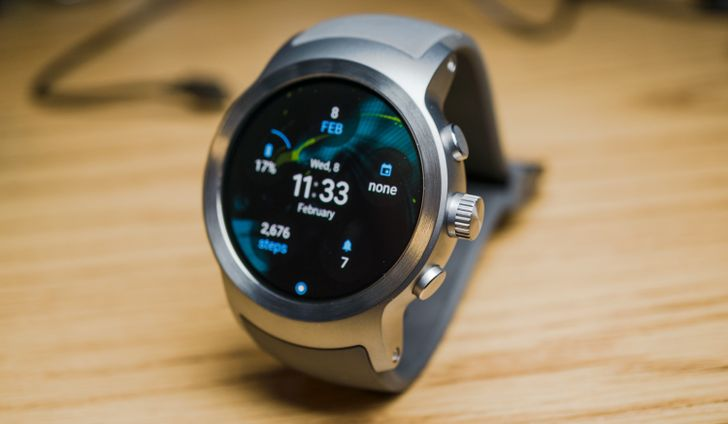 LG Watch Sport: First impressions of the most feature-packed Android Wear device yet