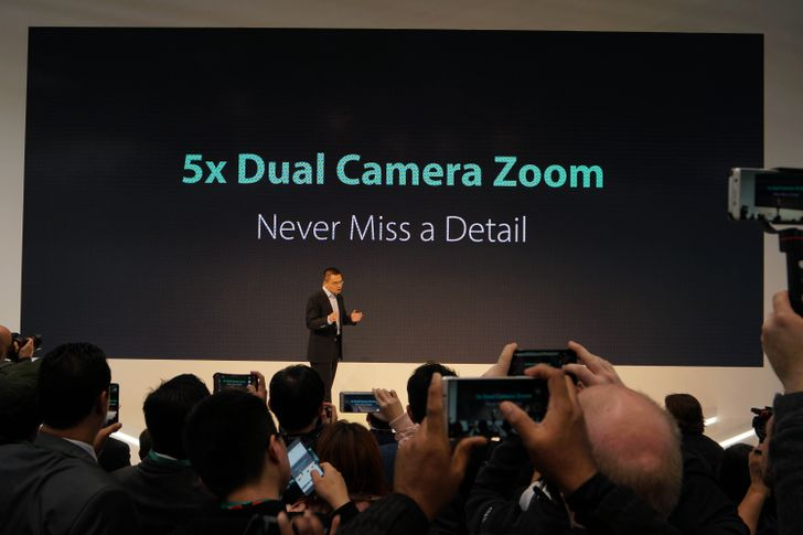 Oppo figured out how to shove 5x lossless zoom into a phone without the camera bump