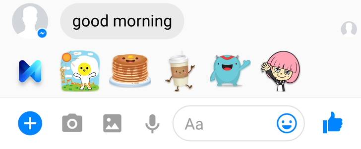 """Facebook Messenger is testing a new UI, """"M"""" assistant chat integration, and more"""