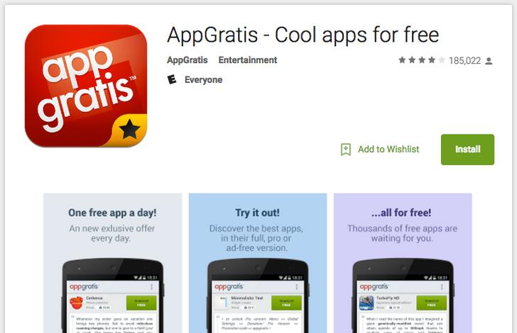 AppGratis shuts down