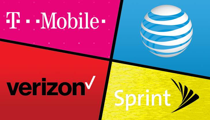 FCC reportedly fining AT&T, Sprint, T-Mobile, Verizon at least $200 million for selling location data