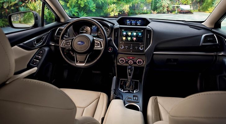 Android Auto page updated with 2017 Subaru Impreza listing... two months after the car's launch
