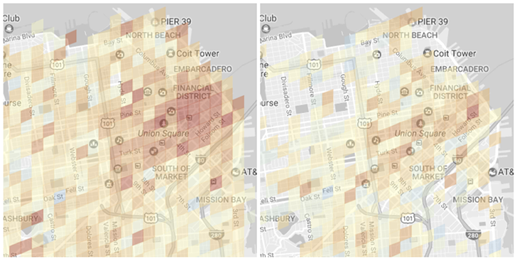 Google's researchers explain the challenges and calculation process behind the new Parking Difficulty feature in Maps