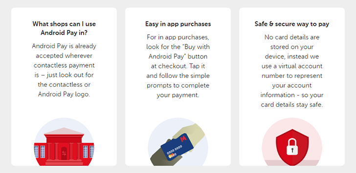 Metro Bank in the UK adds support for Android Pay