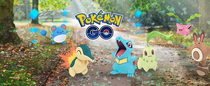 More than 80 gen 2 Pokémon are coming to Pokémon GO this week along with new berries, evolution items, and more [Update: APK Download]