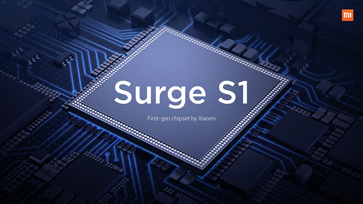 Xiaomi announces its first processor, the Surge S1