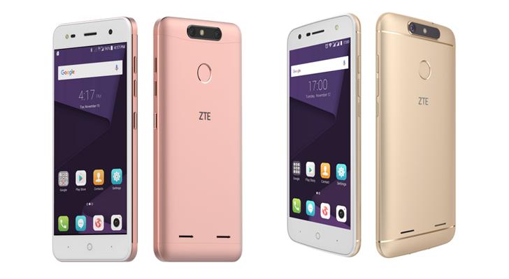 ZTE announces the budget Blade V8 Mini and Blade V8 Lite phones